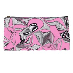 Foolish Movements Pink Effect Jpg Pencil Case