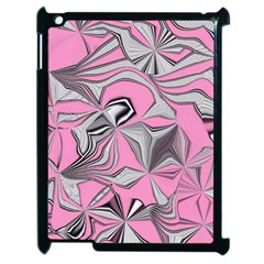 Foolish Movements Pink Effect Jpg Apple Ipad 2 Case (black)