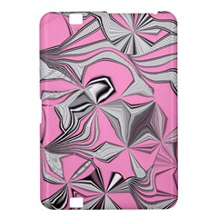 Foolish Movements Pink Effect Jpg Kindle Fire Hd 8 9  Hardshell Case