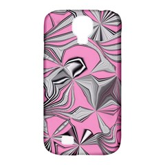 Foolish Movements Pink Effect Jpg Samsung Galaxy S4 Classic Hardshell Case (pc+silicone)