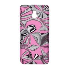 Foolish Movements Pink Effect Jpg HTC 601e (One Mini) M4 Hardshell Case