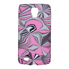 Foolish Movements Pink Effect Jpg Samsung Galaxy S4 Active (I9295) Hardshell Case