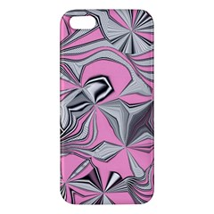Foolish Movements Pink Effect Jpg iPhone 5S Premium Hardshell Case