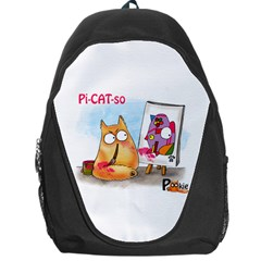 PookieCat - Picatso  Backpack Bag