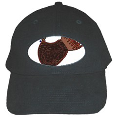 Turkey Black Baseball Cap
