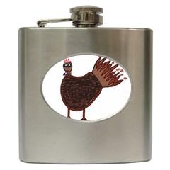 Turkey Hip Flask
