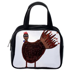 Turkey Classic Handbag (One Side)