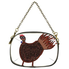 Turkey Chain Purse (two Sided)