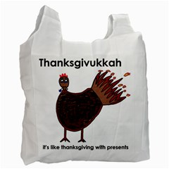 Turkey Recycle Bag (one Side)