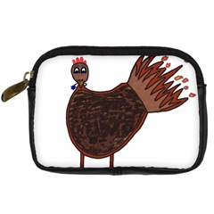 Turkey Digital Camera Leather Case