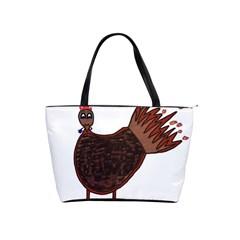 Turkey Large Shoulder Bag