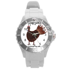 Turkey Plastic Sport Watch (Large)