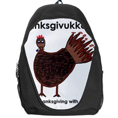 Turkey Backpack Bag