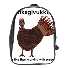 Turkey School Bag (XL)