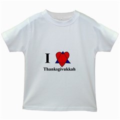 Heartstar Kids' T-shirt (White)