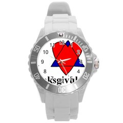 Heartstar Plastic Sport Watch (Large)