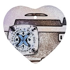 Kodak (7)d Heart Ornament