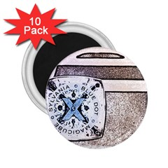 Kodak (7)d 2.25  Button Magnet (10 pack)