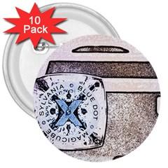 Kodak (7)d 3  Button (10 pack)