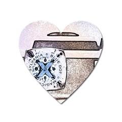 Kodak (7)d Magnet (Heart)
