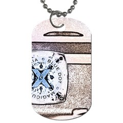Kodak (7)d Dog Tag (two Sided)