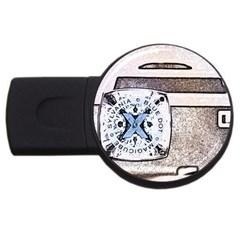 Kodak (7)d 1GB USB Flash Drive (Round)