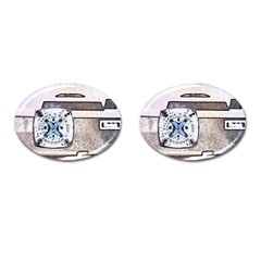 Kodak (7)d Cufflinks (Oval)