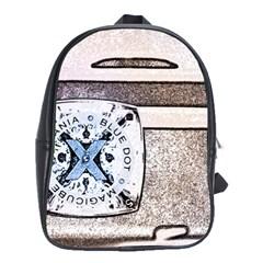 Kodak (7)d School Bag (Large)