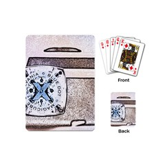 Kodak (7)d Playing Cards (Mini)