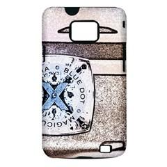 Kodak (7)d Samsung Galaxy S II Hardshell Case (PC+Silicone)