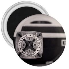 Kodak (7)s 3  Button Magnet