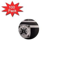 Kodak (7)s 1  Mini Button Magnet (100 Pack)
