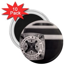 Kodak (7)s 2 25  Button Magnet (10 Pack)