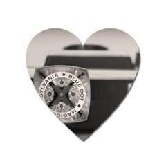 Kodak (7)s Magnet (Heart)