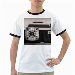 Kodak (7)s Mens' Ringer T-shirt
