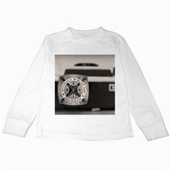 Kodak (7)s Kids Long Sleeve T Shirt