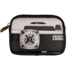 Kodak (7)s Digital Camera Leather Case