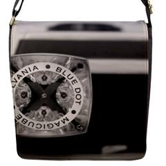 Kodak (7)s Flap closure messenger bag (Small)