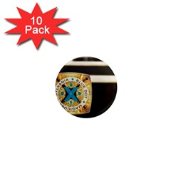 Kodak (7)c 1  Mini Button Magnet (10 pack)