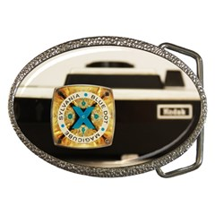 Kodak (7)c Belt Buckle (Oval)