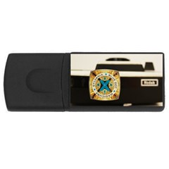 Kodak (7)c 1GB USB Flash Drive (Rectangle)