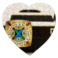 Kodak (7)c Jigsaw Puzzle (Heart)