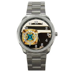 Kodak (7)c Sport Metal Watch