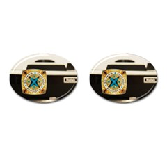 Kodak (7)c Cufflinks (Oval)
