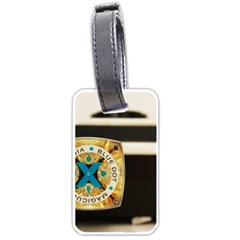 Kodak (7)c Luggage Tag (One Side)