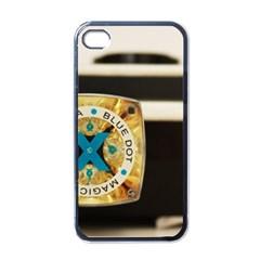 Kodak (7)c Apple iPhone 4 Case (Black)