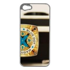 Kodak (7)c Apple Iphone 5 Case (silver)