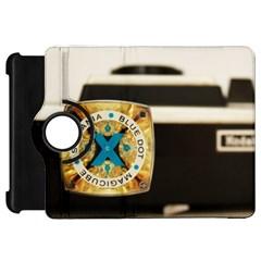 Kodak (7)c Kindle Fire HD 7  Flip 360 Case