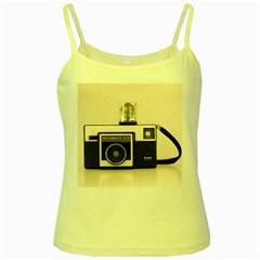 Kodak (3)s Yellow Spaghetti Tank