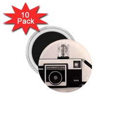 Kodak (3)s 1 75  Button Magnet (10 Pack)